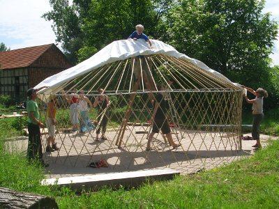 summer-yurt